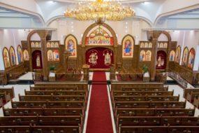Saint Mark's Coptic Orthodox Church Career